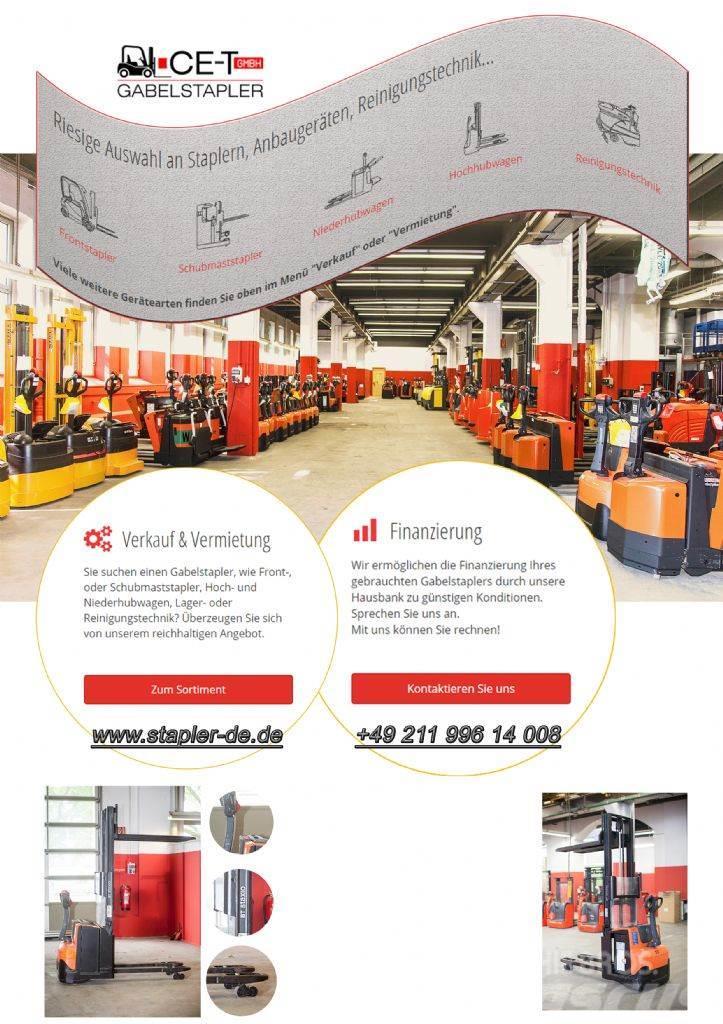 Linde L 16 // 3.273 Std. / HH 2.930 mm / FH 1.400 mm / D