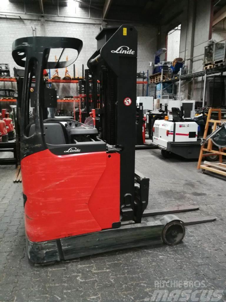 Linde R14-01 // 3.941 Std. / HH 5.200 mm / FH 1.620 mm /