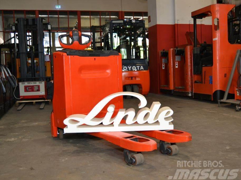 Linde T18 // 4.127 Std / integriertes Ladegerät / Bj 20
