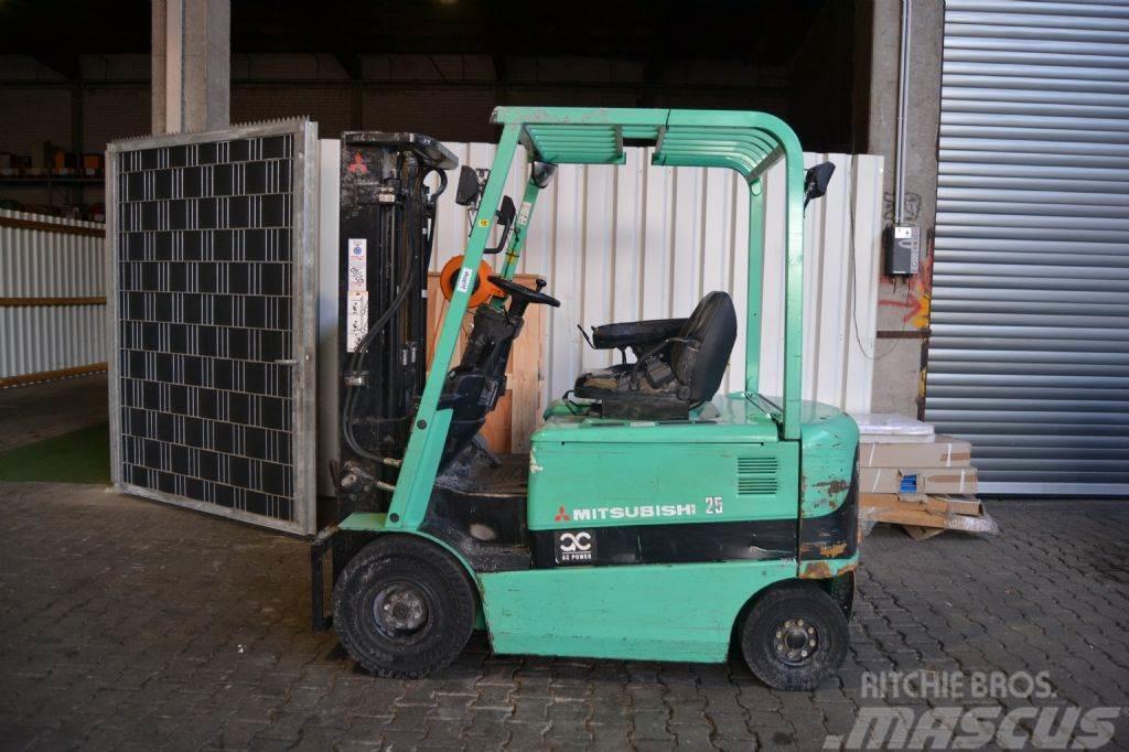 Mitsubishi FB25K-PAC // 1.616 Std. / 3.+4. Ventil / Container