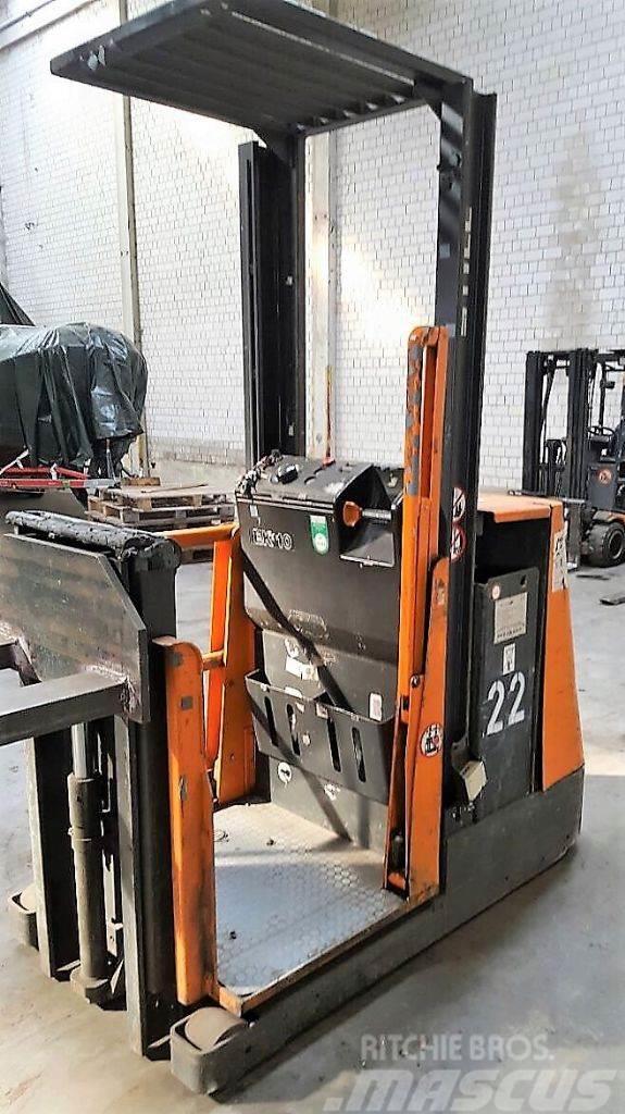 Still EK 10 // Doppelstock HH 2620 mm mit Schutzdach