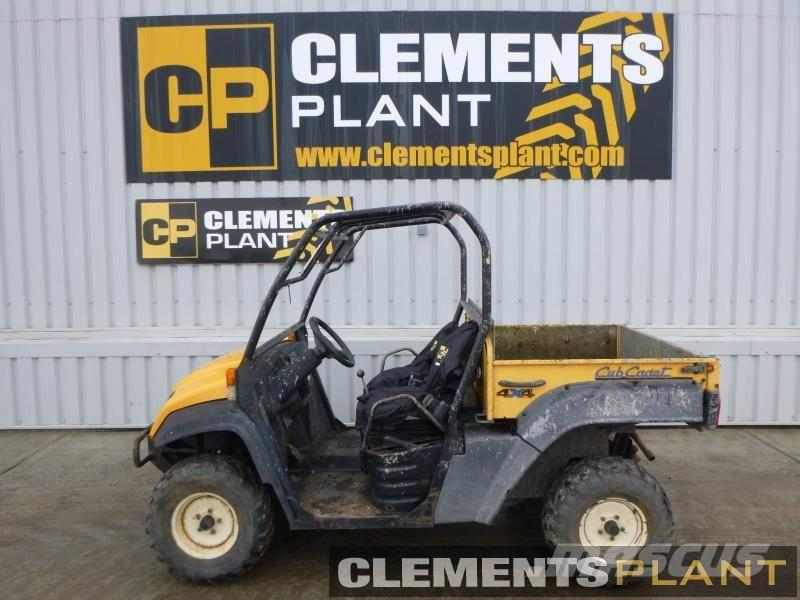 Cub Cadet Utility Vehicle