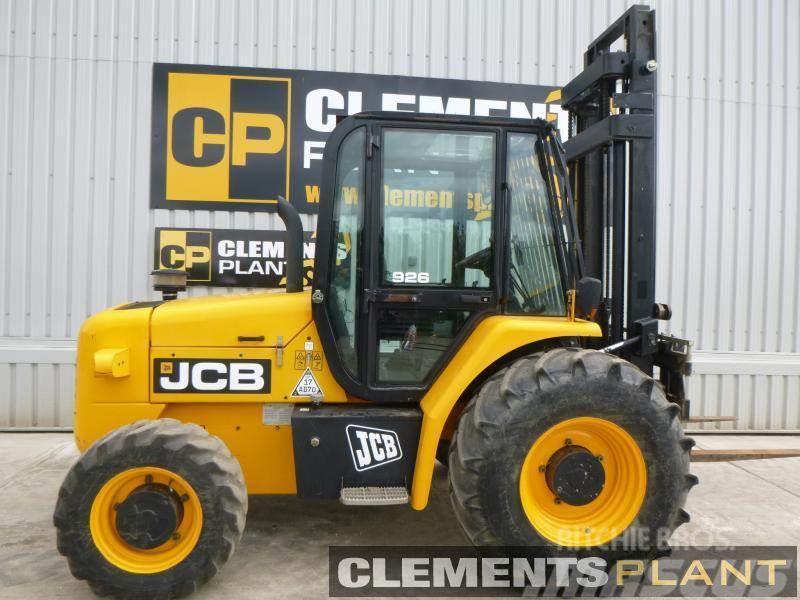 JCB 926RTFL