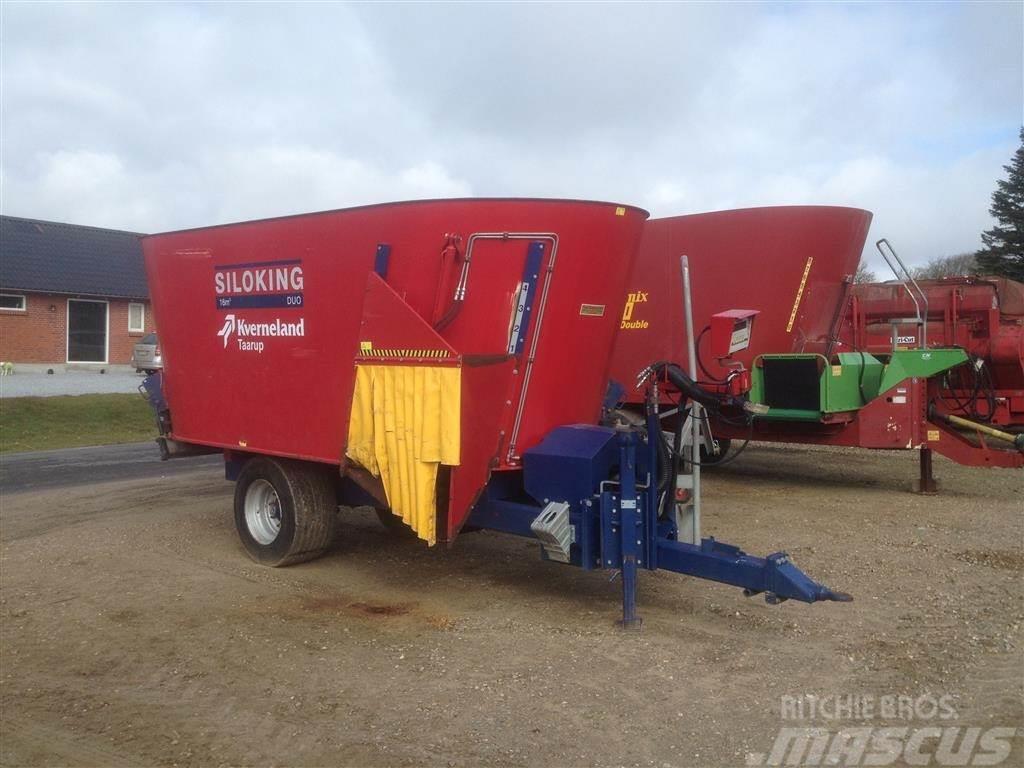 Kverneland Siloking KDM 16 D