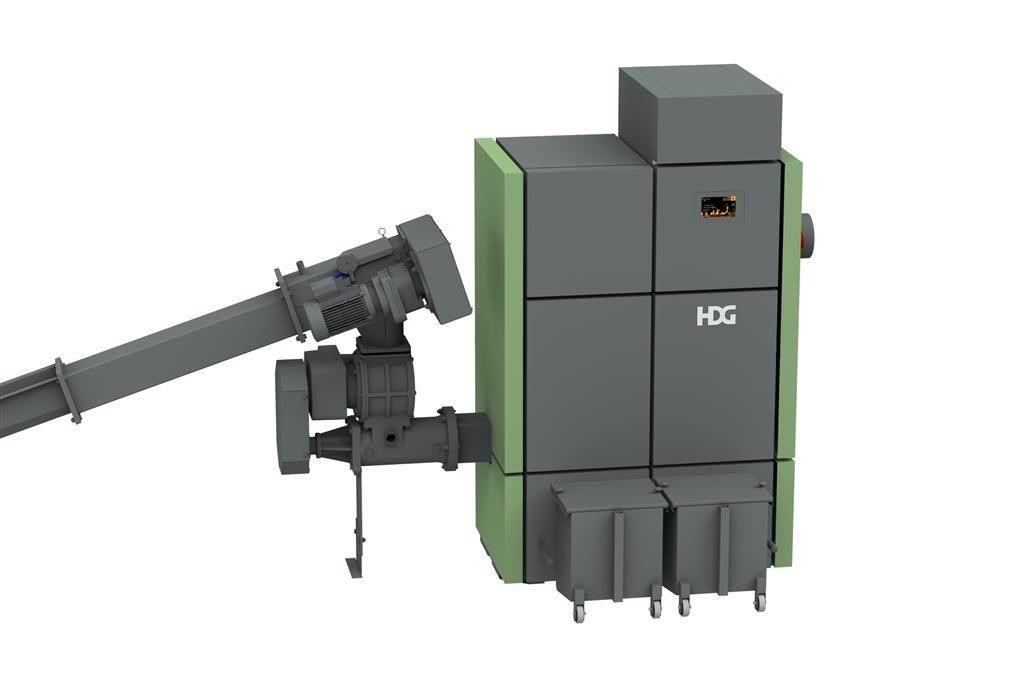 [Other] HDG 10 - 400 KW Flisfyringsanlæg fra 10 - 400 Kw
