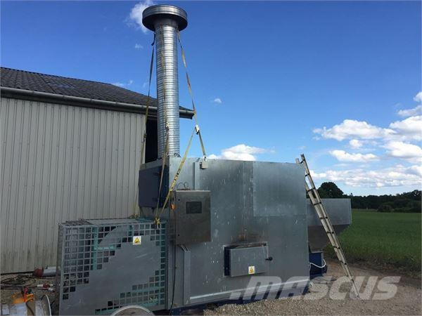 [Other] CN Stoker Varmluft 580 KW