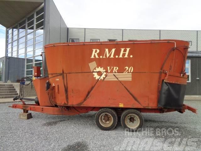 RMH VR20 Reborn-Klar til levering.