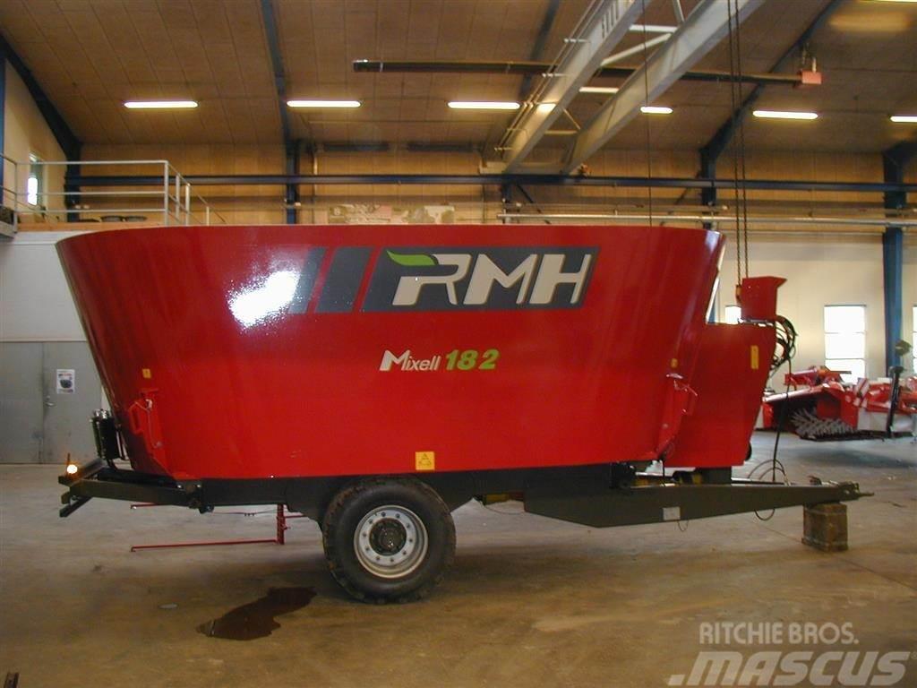 RMH Mixell 18 Kontakt Tom Hollænder 20301365