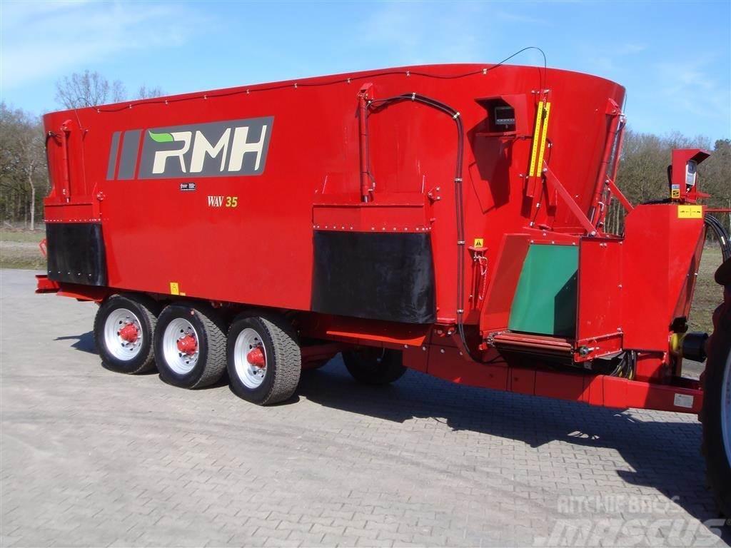 RMH Mixell 35 Kontakt Tom Hollænder 20301365