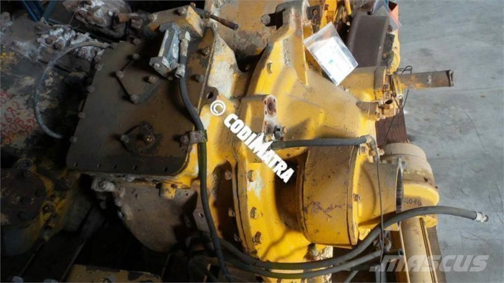 Caterpillar 769B, Transmission