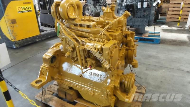 Caterpillar D5H, Engines