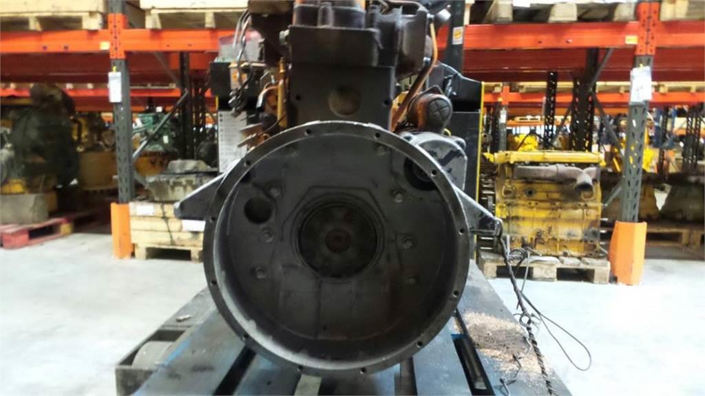 Dresser - IH 520C, Engines