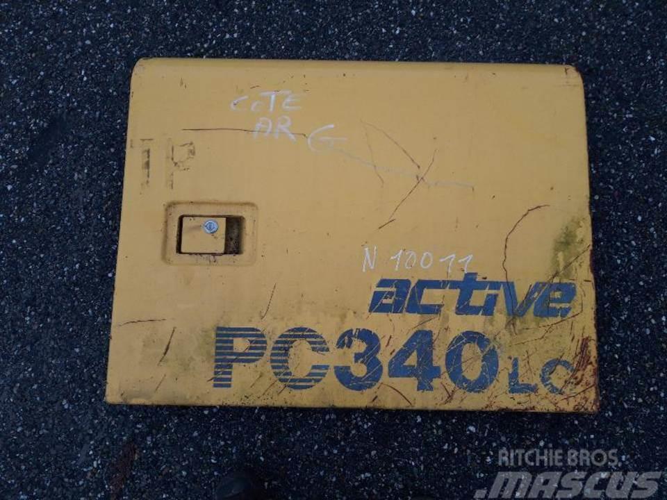 Komatsu PC340-6