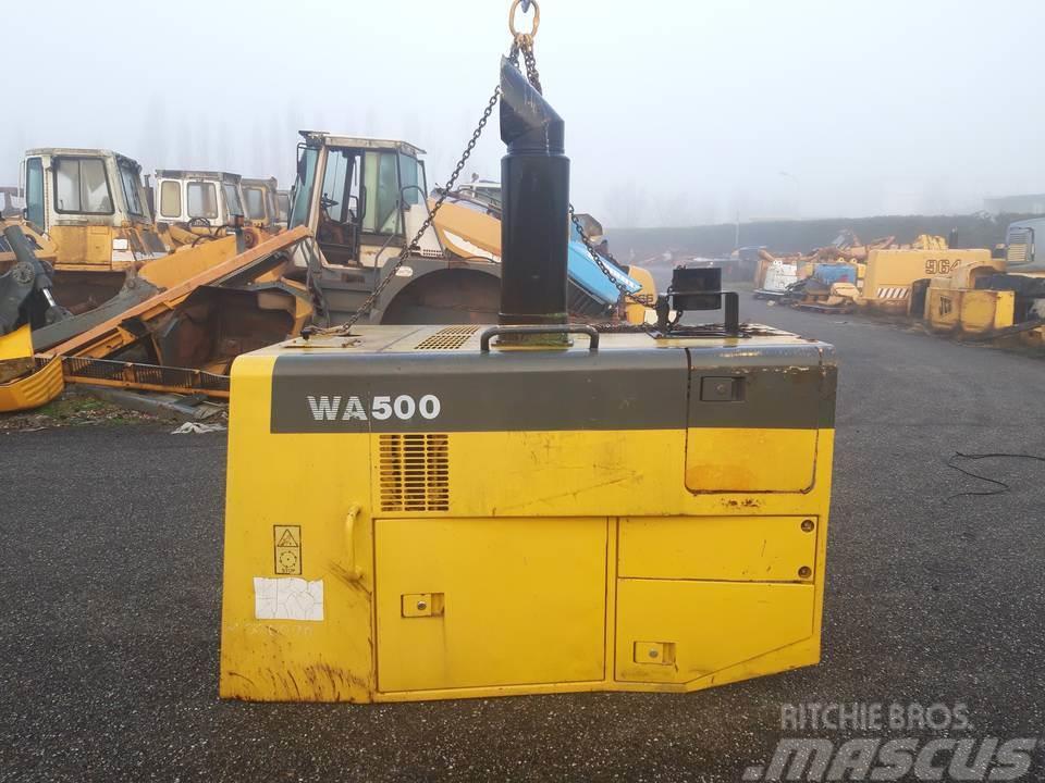 Komatsu WA500-3