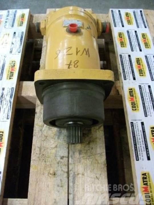 Liebherr L541, ระบบไฮดรอลิกส์