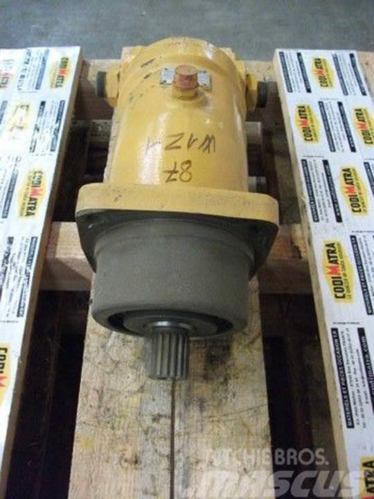 Liebherr L541, Hydraulics