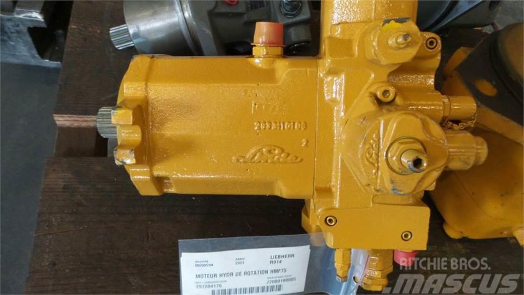 Liebherr R914, Hydraulics