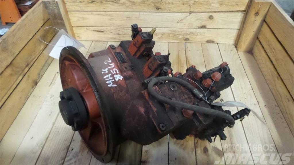 O&K MHCITY, Hydraulics
