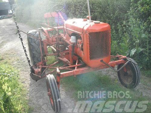 Agco Allis Chalmer Tractor