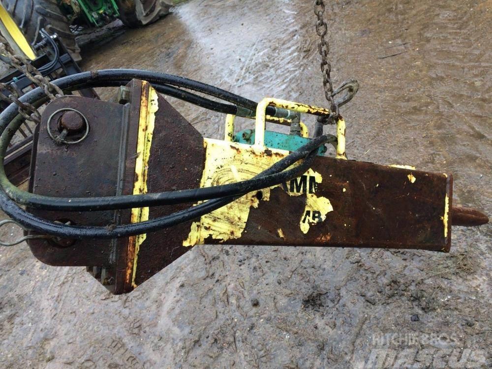 Ammann Hydraulic Breaker £900 plus vat £1080