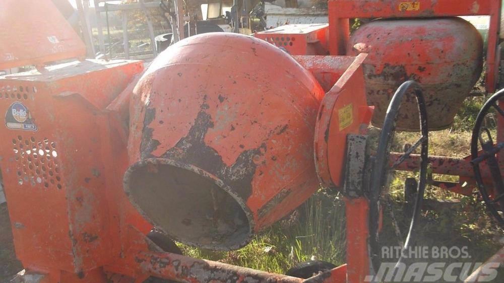 Belle 100 XT diesel engine cement mixer £475 plus vat £5