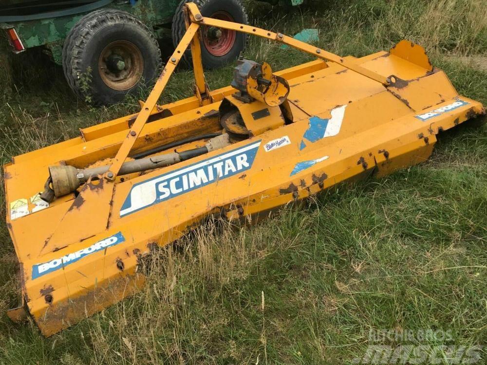 Bomford Scimitar Topper £650