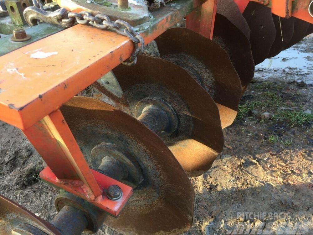 Dondi Disc Harrow and cultivator £700 plus vat £840
