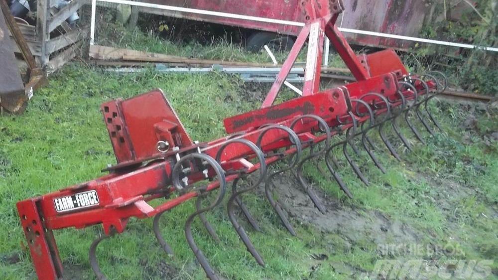 Farm Force 4 metre cultivator £650 plus vat £780