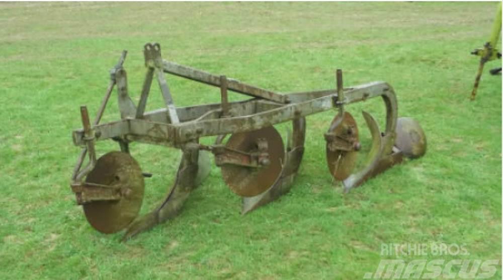 Ferguson Three Furrow Plough