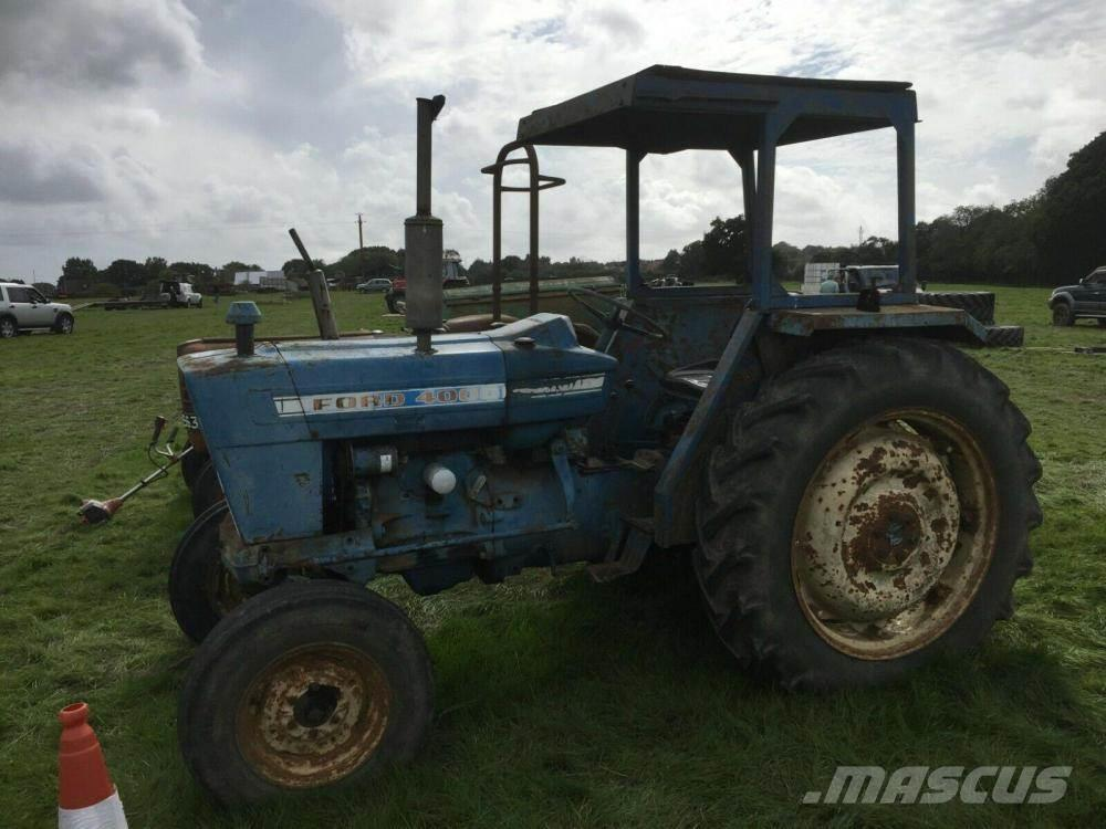 Ford 4000 Tractor £4500 plus vat £5400