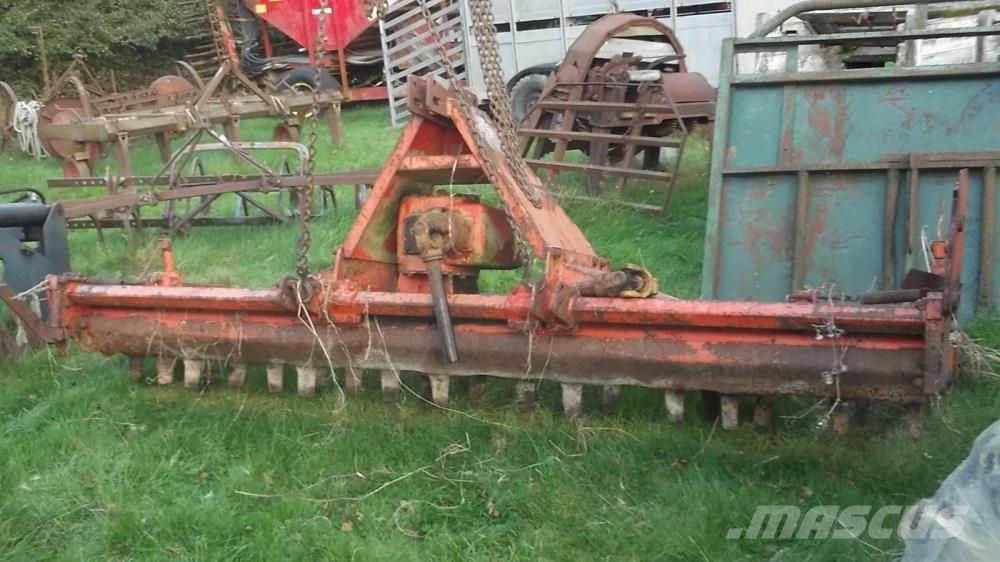 Howard Power Harrow 10 foot £450 plus vat £540
