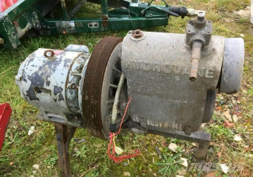Hydrovane Compressor £290