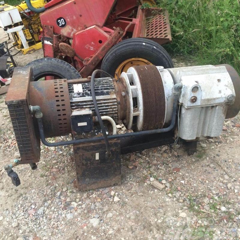 Hydrovane Compressor £350
