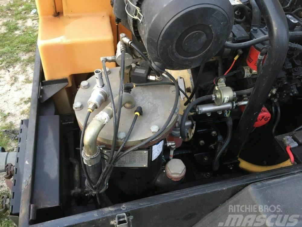 Ingersoll Rand 726E towed compressor YR 2007 £2450 plus vat £2940