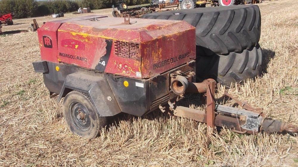Ingersoll Rand Water Pump / Seperator £1500 plus vat £1800