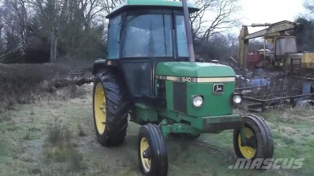 John Deere Tractor 1640 £5450