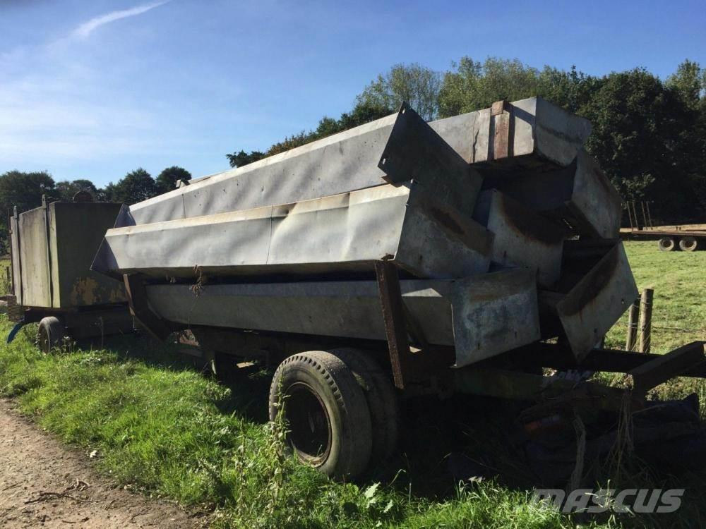 Log Trailer £850 plus vat £1020