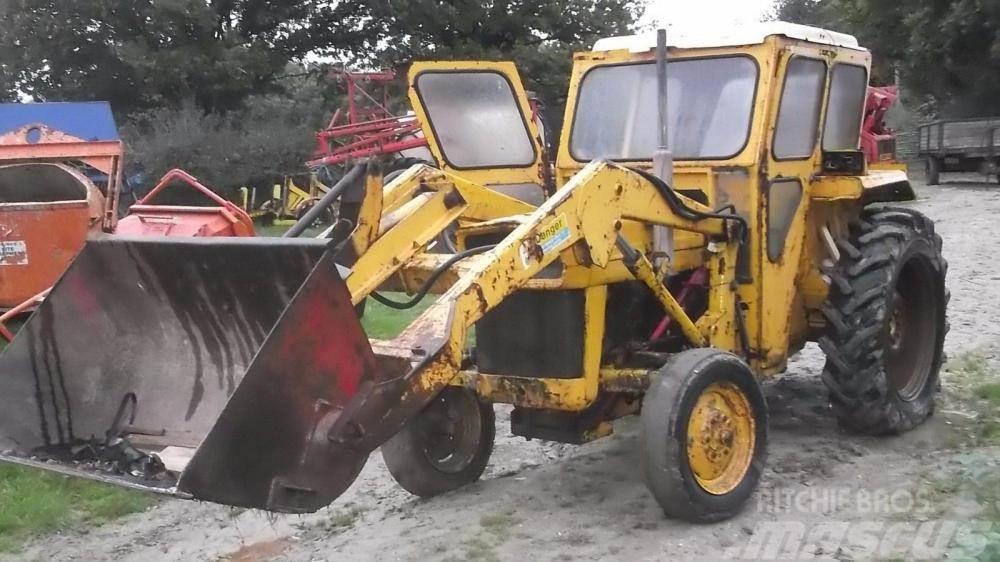 Massey Ferguson 135 Loader Tractor £4000