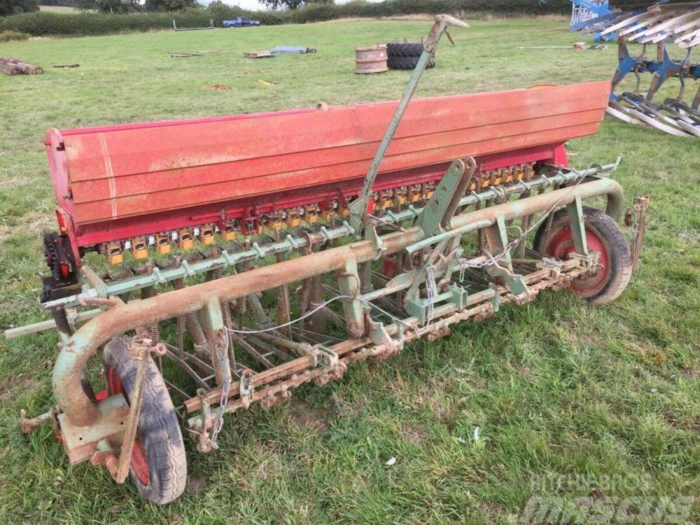 Nodet Gougis Grain Drill 3 metre £450 plus vat £540