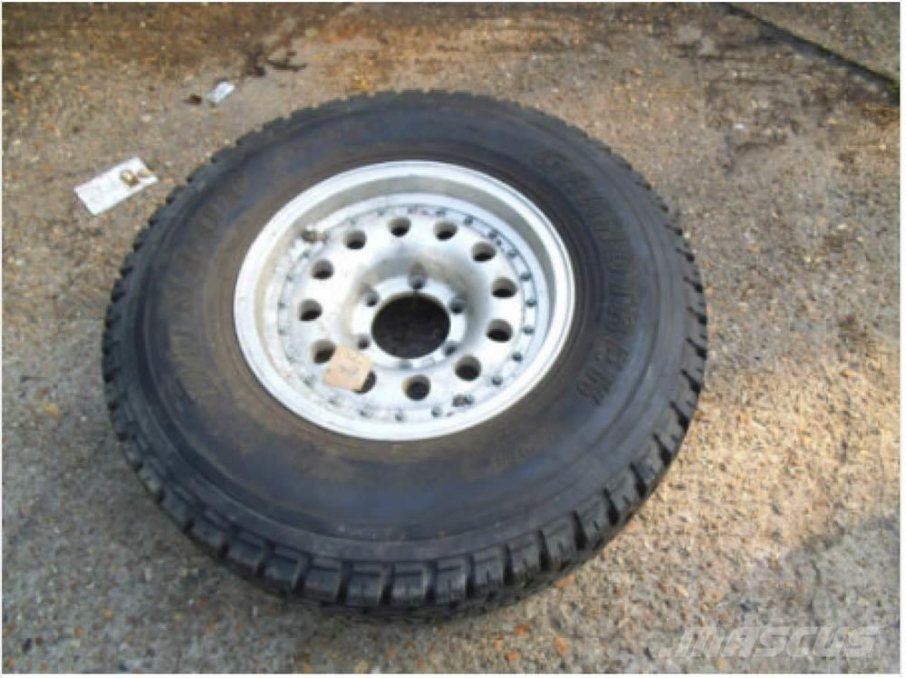 [Other] 4WD Alloy Wheels Set of 4 4WD Alloy Wheels