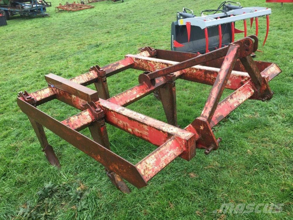 [Other] 5 leg heavy duty cultivator chisel plough £450 plu