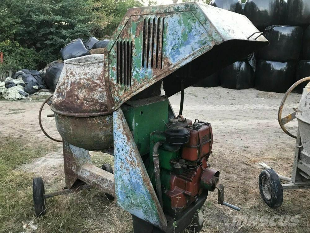 [Other] Concrete mixer with Lister LD1 engine £450 plus va