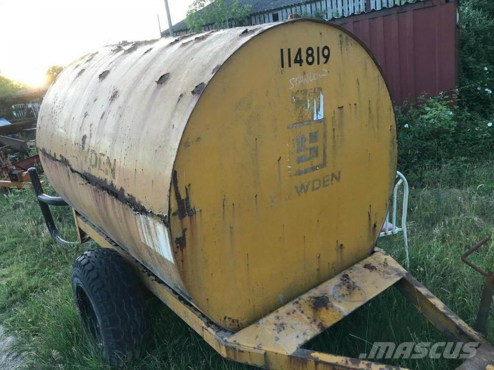 [Other] Diesel Bowser 500 gallon £750 - Gatwick