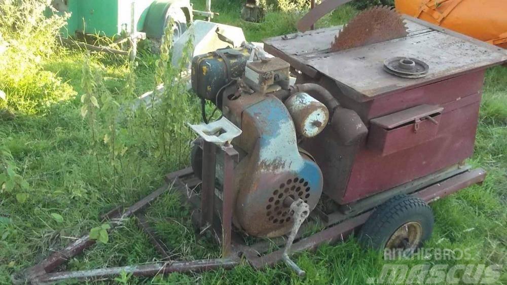 [Other] Diesel Engine Sawbench £450 plus vat £540