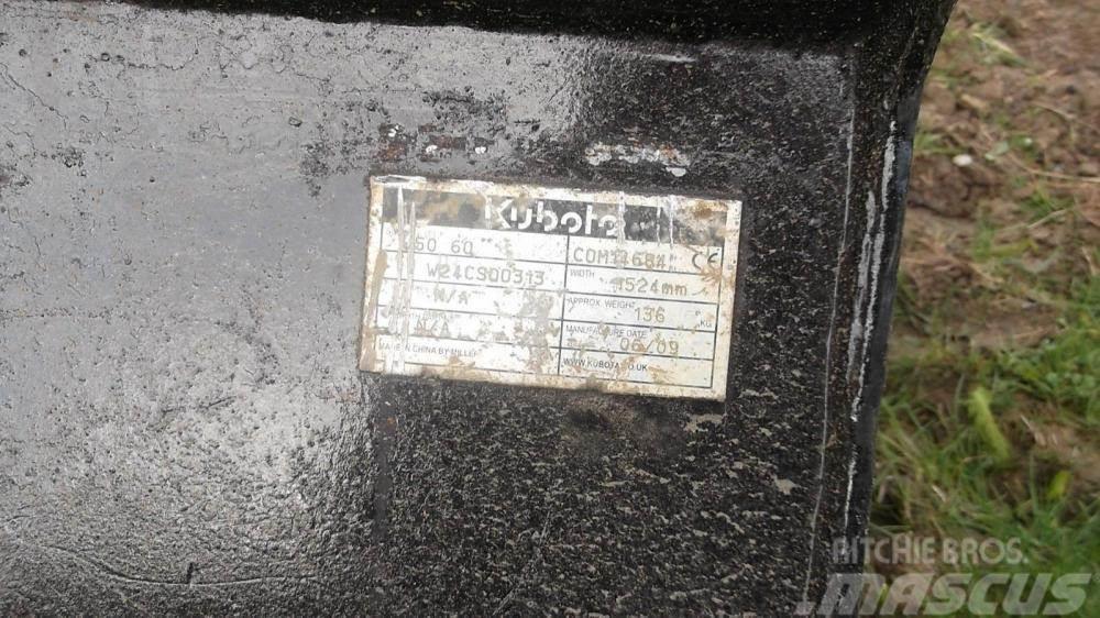 [Other] Ditching Bucket Kubota 5ft £375 plus vat £450