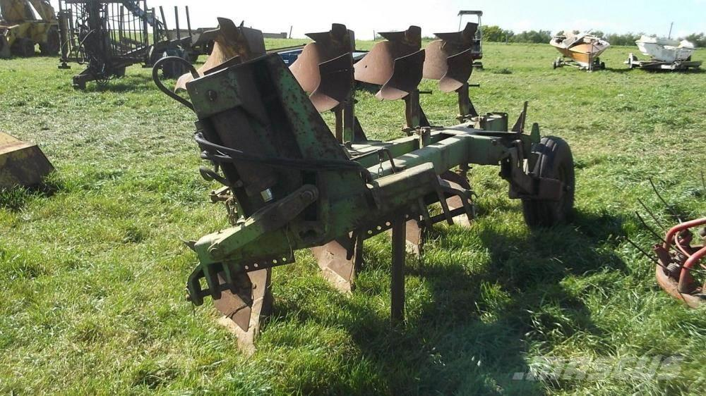 [Other] Dowdswell 4 furrow reversible plough DP7D