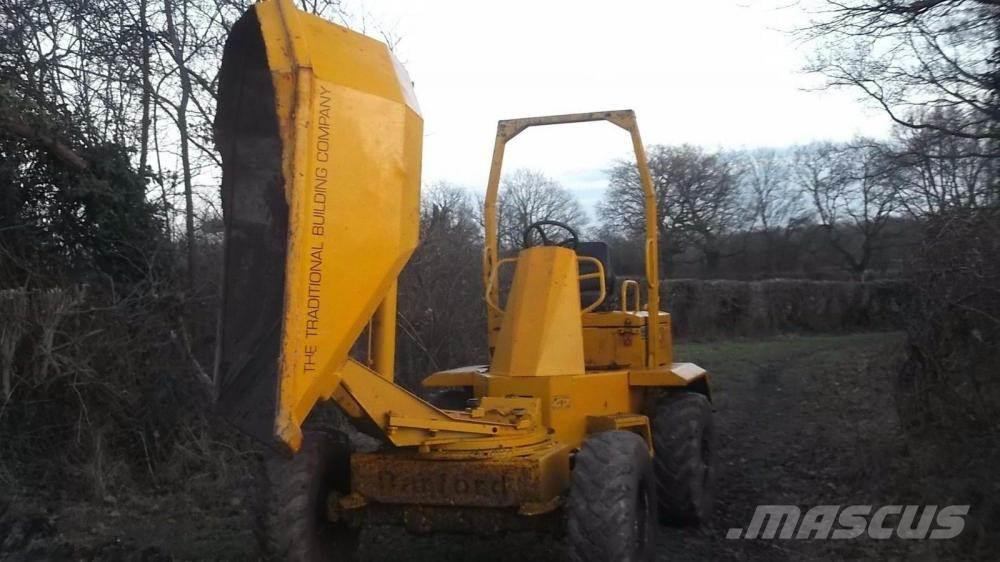 [Other] Dumper 3 ton tip and swivel £3950 plus vat £4740