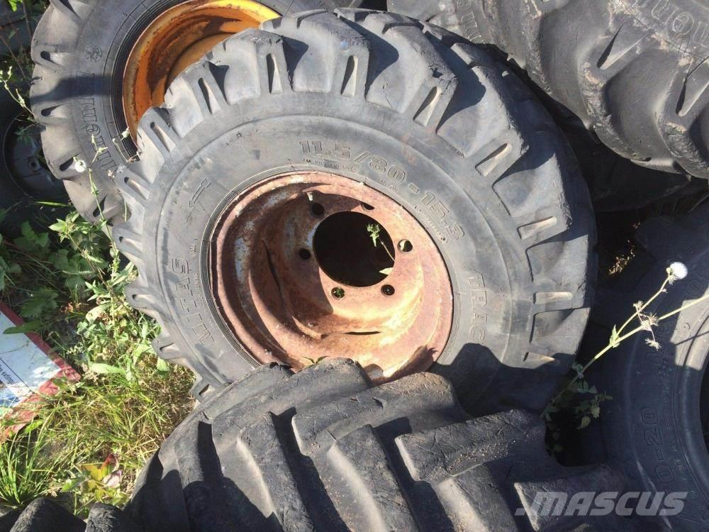 [Other] Dumper wheel and tyre 11.5/80 - 15.3 £60 plus vat