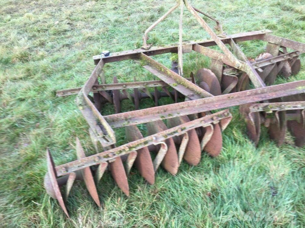 [Other] Dusc Harrows - Tractor mounted £390 plus vat £468