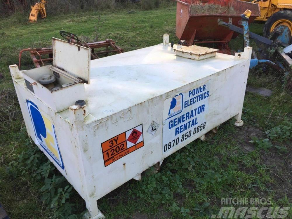 [Other] Fuel bowser - pallet £450 plus vat £540